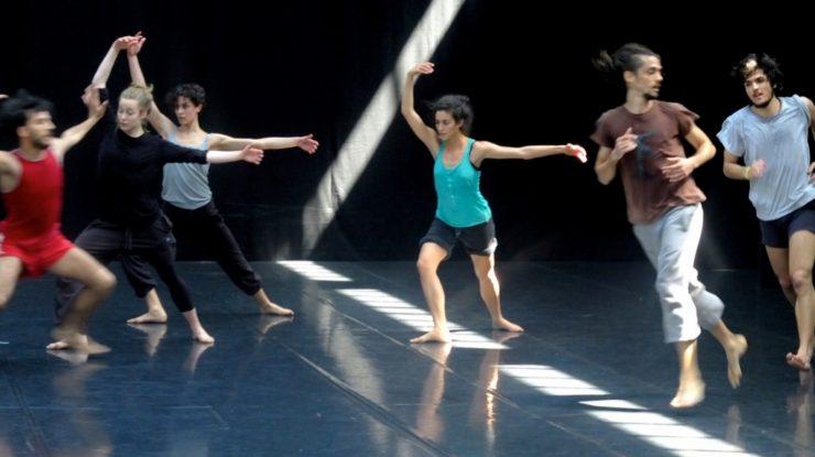 compagnia zappalà danza in residence at the Fondazione Nazionale della Danza/Aterballetto (Reggio E