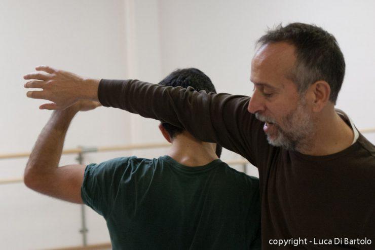 La Compagnia Zappalà Danza in residenza a KORZO (den haag, NL) per la nuova creazione Liederduett di Roberto Zappalà