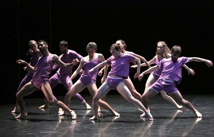 #HYBRID | UPPER-EAST–SIDE / FOULPLAY | 74BPM Successo a Ct per i due centri di produzione della danza