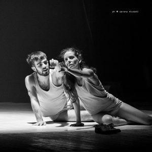 Romeo e Giulietta 1.1 (la sfocatura dei corpi)