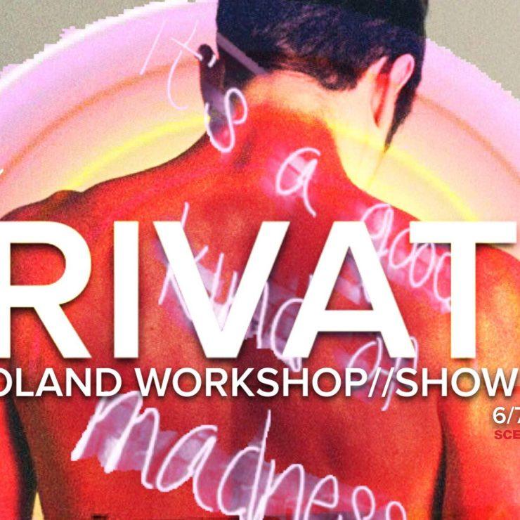 PRIVATO THE WORK/SHOW