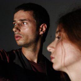 Chiara Taviani (I) ed Henrique Furtado Vieira (P)