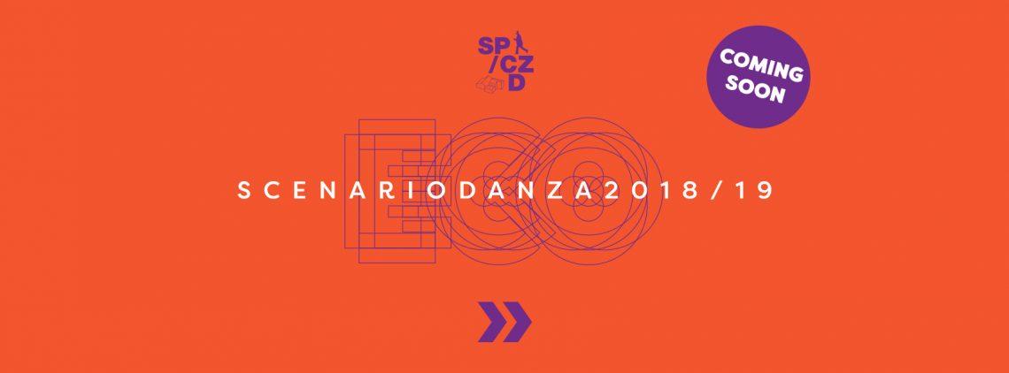 (((ECO))) ScenarioDanza 2018/2019, la nuova stagione della danza contemporanea a Catania sta per iniziare. ABBONATI !!!