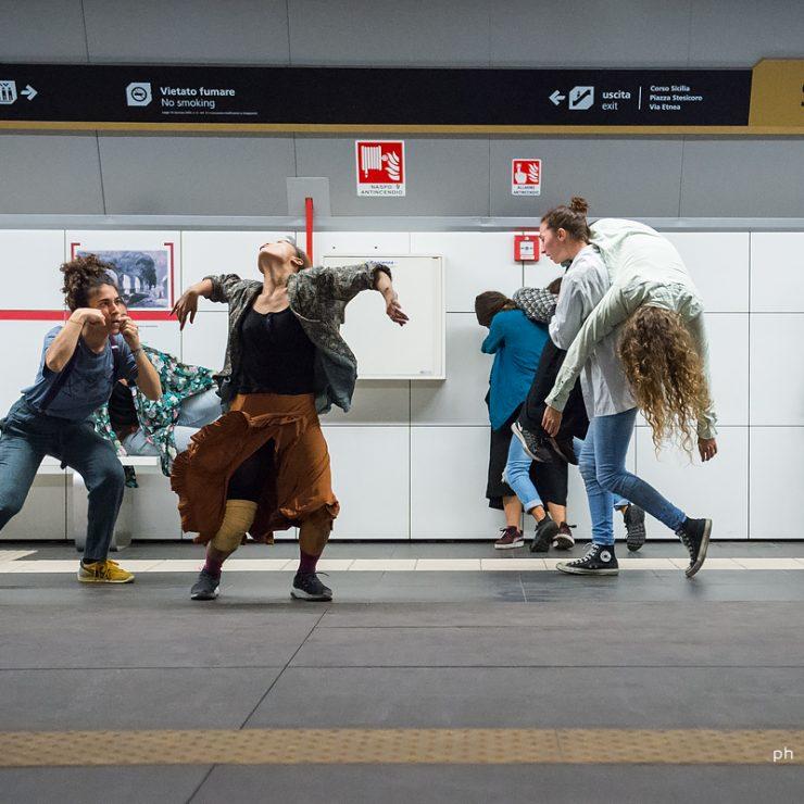 Laboratorio gratuito di danza urbana / Seifeddine Manai
