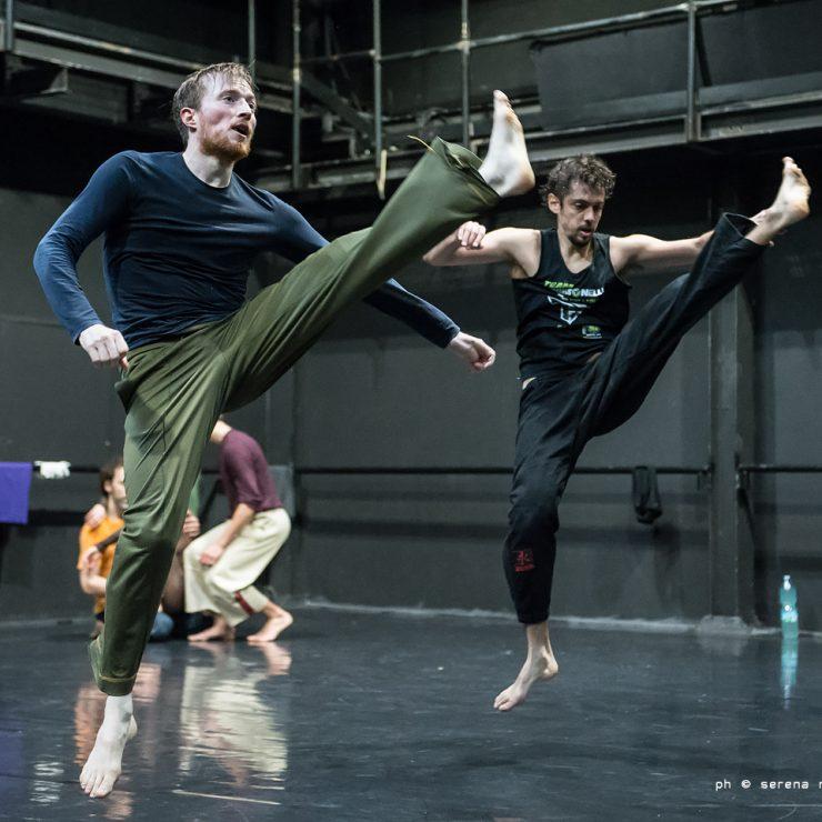 Open rehearsals of LA GIARA – new creation