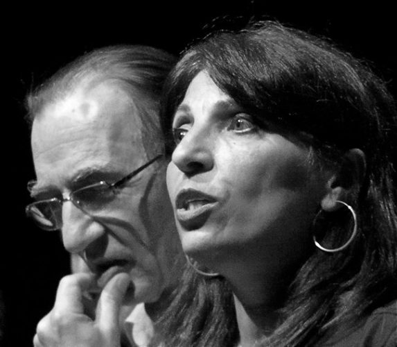 Lucia Sardo e Marcello Cappelli